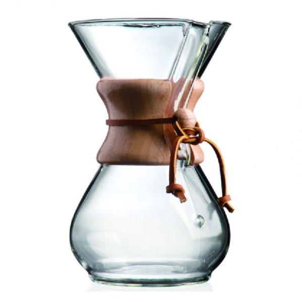 画像1: 【正規代理店品】CHEMEX<ケメックス> コーヒーメーカー 6カップ用 (1)